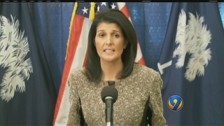 Confirmation hearing for Gov. Haley to be held Wednesday