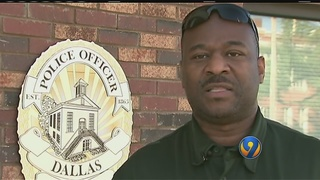 Dallas police captain accused of exposing himself in front of woman