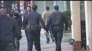 CMPD chief outlines struggles as crime numbers rise