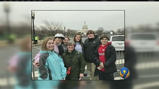 Providence Day students revel in inauguration experience