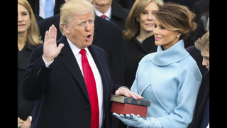 PHOTOS: Inauguration Day as President Trump is sworn into office
