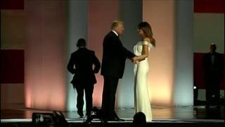 VIDEO: Trumps dance at Inaugural Ball