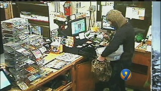 Woman forces Granite Falls store clerk into bathroom in armed robbery