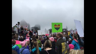 Thousands take part in Women