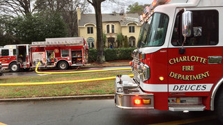 Fire causes $150,000 in damage to Myers Park home