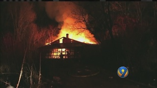 Several departments respond to Catawba County house fire