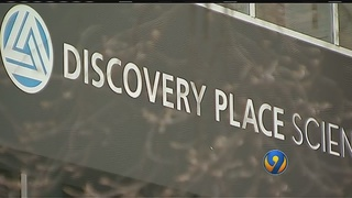 $1 million in taxpayer money for Discovery Place up for vote Monday