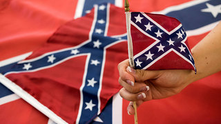 Cleveland County students suspended over Confederate flags on cars