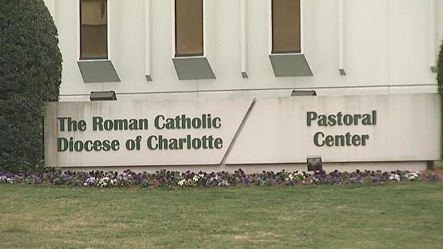 Catholic diocese of charlotte nc