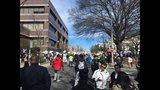 IMAGES: Protesters shut down Tryon Street in… - (1/34)