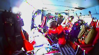 Coast Guard rescues woman in diabetic shock from cruise ship off NC coast