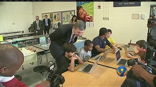 Gov. Roy Cooper announces plan to increase teachers