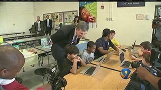 Gov. Roy Cooper announces plan to increase teachers