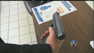 Gun, ammunition stolen from Statesville officer