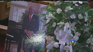Loved ones attend funeral service for former Meck. Co. manager