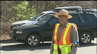 Ranger dragged 30 feet, driver charged with using car as deadly weapon