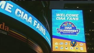 Fans flock into uptown for CIAA Tournament