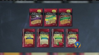 More Sargento Cheese products taken off shelves