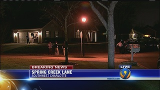 CMPD investigating triple shooting in southwest Charlotte