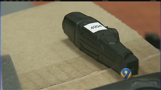 Body-worn cameras led to 44 internal investigations, according to CMPD