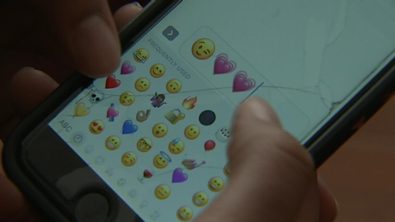 How gang members could be using emojis wsoc tv channel 9 anchor stephanie maxwell learned that some of them have a secret meaning that parents might not know about even those who are trying to keep an biocorpaavc