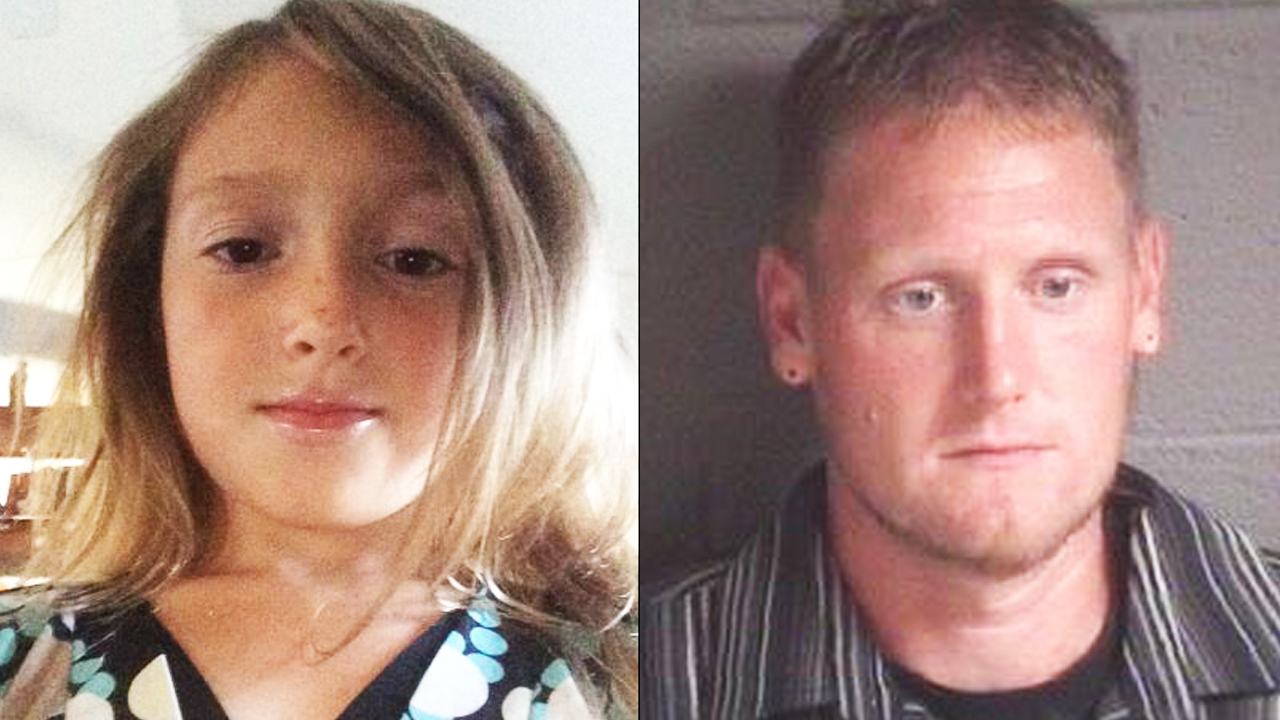 Amber Alert issued for missing North Carolina 8-year-old girl