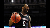 South Carolina celebrates after stunning… - (14/20)