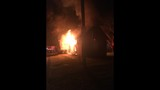 PHOTOS: Flames rip through Gaston County home - (3/4)