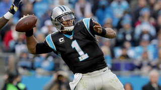 Cam Newton recovering after shoulder surgery Thursday