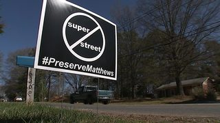 Residents continue to fight Matthews