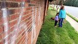 Residents wake up to swastikas, KKK graffiti in several neighborhoods