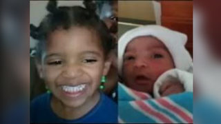 Two missing children found stabbed to death, father charged
