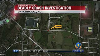 One dead, two injured in three car crash in Conover