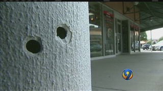 Argument fuels shootout near east Charlotte businesses