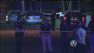 Police identify man killed in west Charlotte drive-by shooting