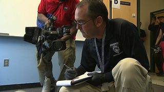 IMAGES: FBI training for mass casualty investigation