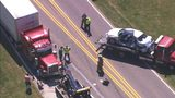 IMAGES: Deadly crash shuts down busy Union… - (3/6)