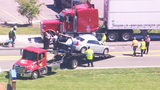IMAGES: Deadly crash shuts down busy Union… - (2/6)