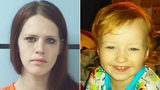 Judge sentences Morganton mother in 3-year-old son's freezing death