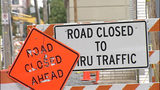 LYNX Gold Line construction to close West Trade Street for 6 months