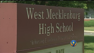 Health department looks into water quality at West Meck High School