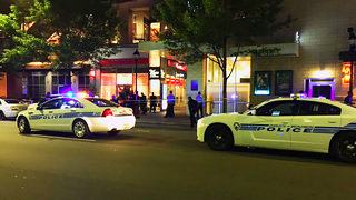 Man stabbed outside Epicentre in uptown Charlotte, police say