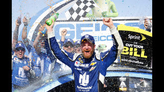 Dale Earnhardt Jr.: