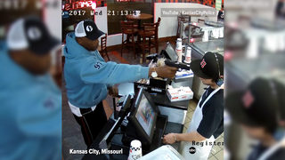 SURVEILLANCE VIDEO: Jimmy John