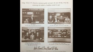 PHOTOS: A look at WSOC-TV over the years