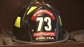 Bridge to be dedicated in honor of fallen Pineville firefighter