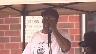 Local group starts block party to preach peace