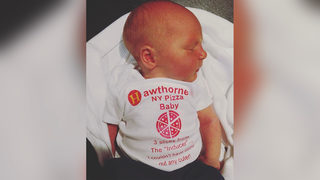 Expectant mothers flood Charlotte pizza joint for