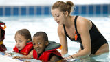 Parasites linked to swimming pools, water parks, CDC says
