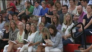 Concerned parents meet with CMS leaders about proposed plan